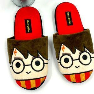 Harry Potter | Cartoon House Slippers, Unisex S/M
